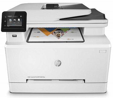 impresora láser color profesional