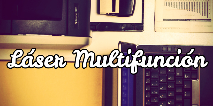 mejor impresora láser multifunción