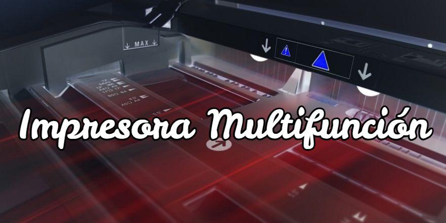 mejor impresora multifunción
