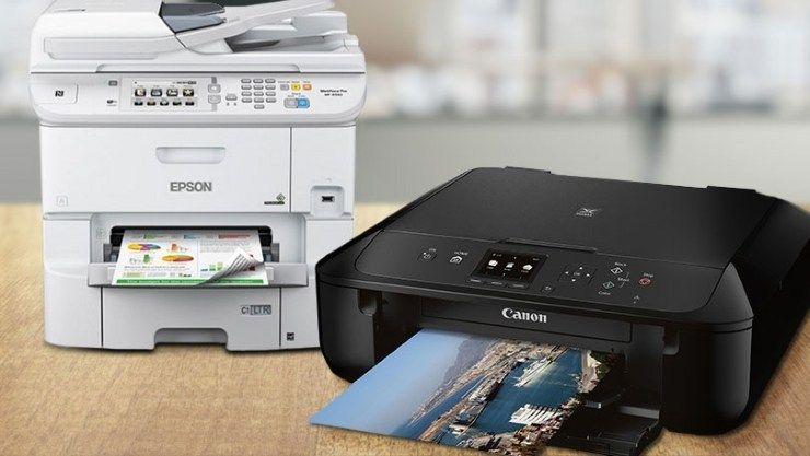 Comprar impresoras para casa