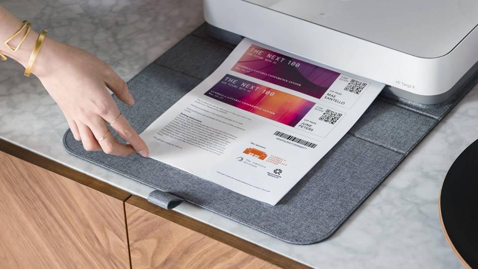como funcionan las impresoras de casa
