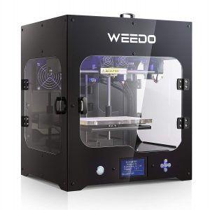 Impresora 3D Montada por WEEDO M2