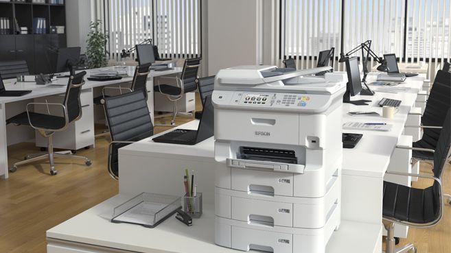 Mejores impresoras para oficina