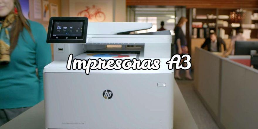 mejores impresoras a3