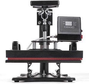 Guellin Máquina de prensa de calor