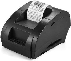 Impresora de recibos KKmoon pos-5890